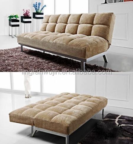 Iron adjustable sofa bed mechanism sofa bed click clack for Click clack sofa bed mechanism