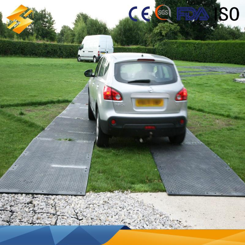 heavy duty temporary roads temporary road mat hdpe ground protection mat