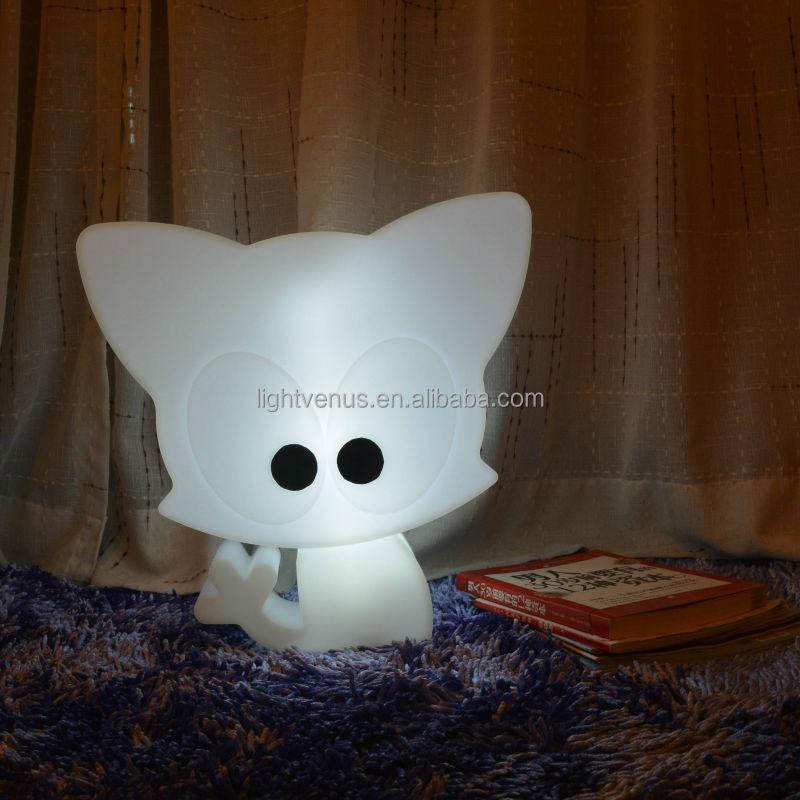 Led Light Up Desk Table Lamp Lighting For Home Decoration