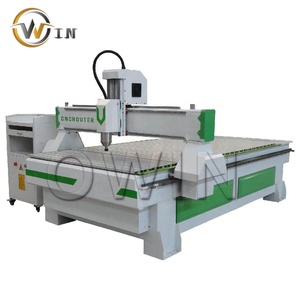 T slot table servo motor or stepper motor cheap cnc router 1325 price cnc router machine price
