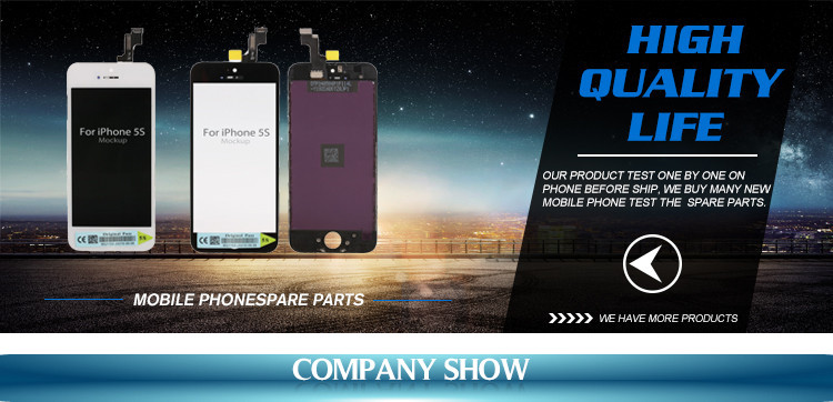 perfect working for iphone 5s screen lcd digitizer