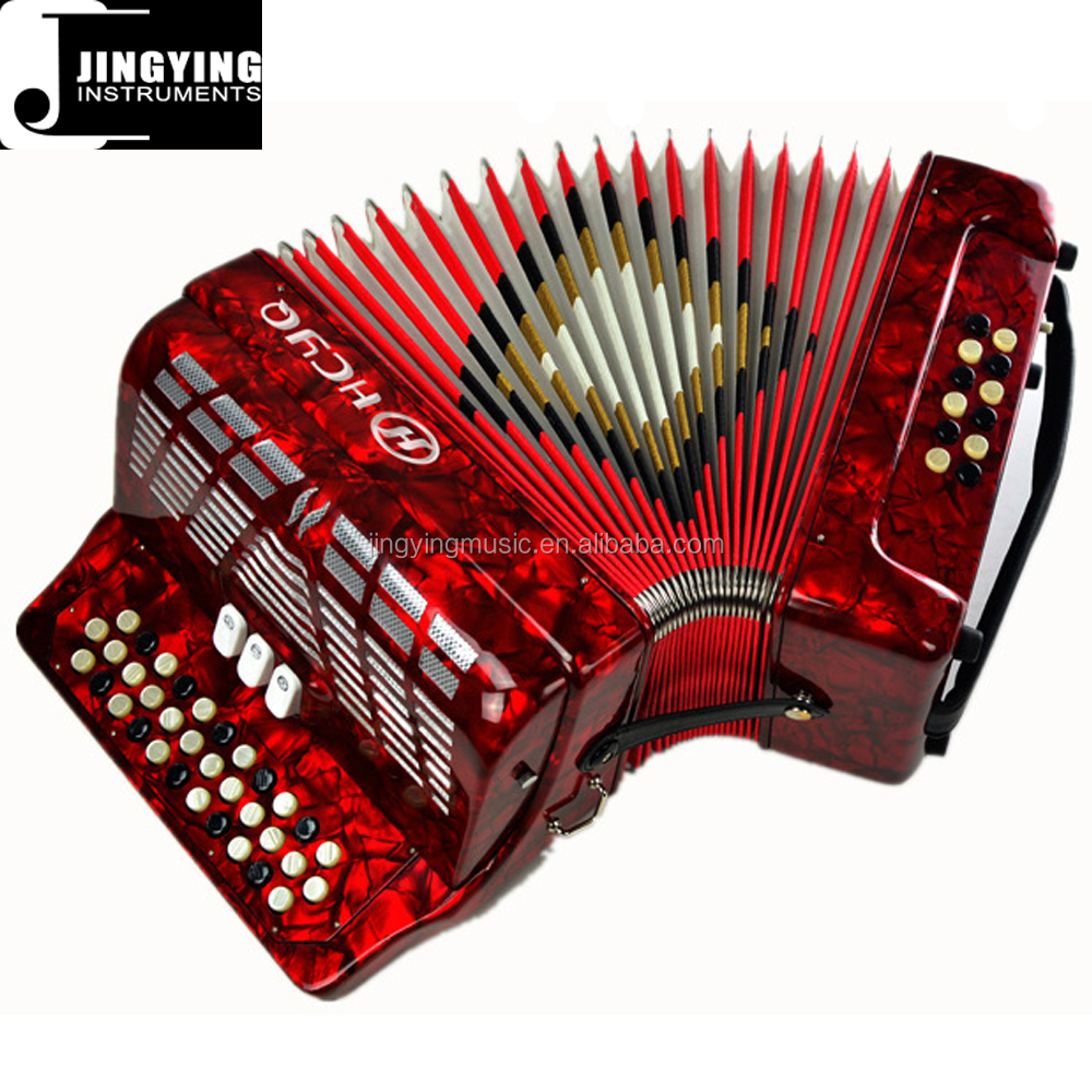 N3412(B) factory direct selling 34 keys 12 bass buttons accordion