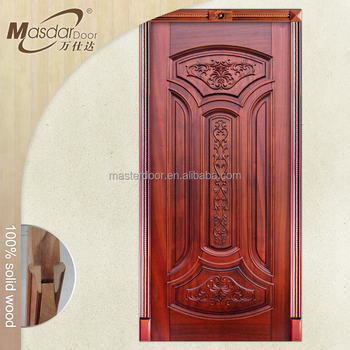Readymade wooden main door frames designs india buy main for Decorative main door designs