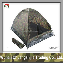 military hiking Ultralight tent 1 to 2 person