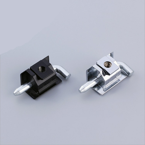 Cheap price carbon steel concealed bolt latch hinge for electrical cabinet