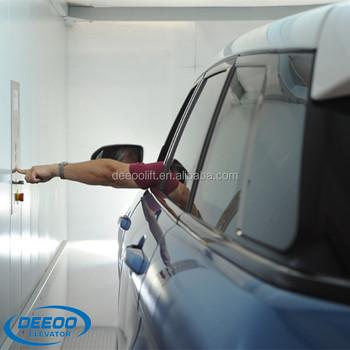 systems china supplier car vertical parking sale elevator garage