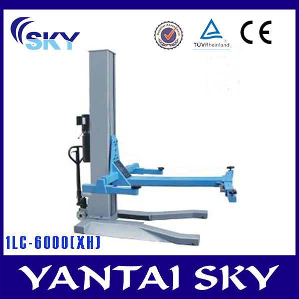 Made In China Car Spraying Machine Car Spray Booth Auto Body Paint