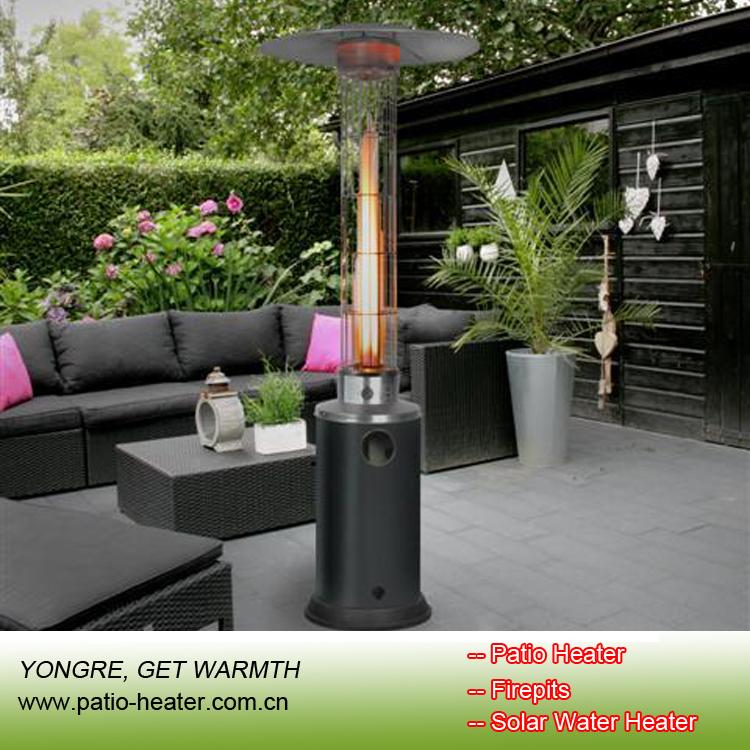 Estufa dise o helios de terraza a gas 222cm 13 kw ideal - Estufas electricas para terrazas ...