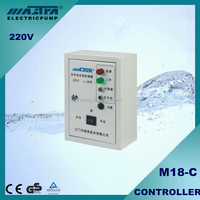 automatic motor controller, control box