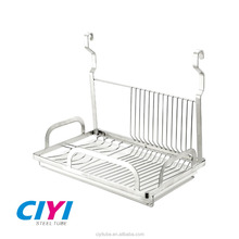 Wall Mounted Dish Drying Rack, Wall Mounted Dish Drying Rack Suppliers And  Manufacturers At Alibaba.com