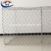 Factory supply best price galvanized pvc coated 2.7mm gabion box