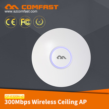 COMFAST CF-E320N V2 Best Quality 5KM Hotspot Wifi Range Indoor Wireless AP 300mbps Ceiling Wifi AP POE