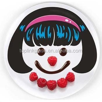 FOOD FACE dinner plate DINNER DO\u0027S MELAMINE CHILDS PLATES w FACES FOR KIDS FOOD FUN BOY  sc 1 st  Alibaba & Food Face Dinner Plate Dinner Do\u0027s Melamine Childs Plates W Faces ...