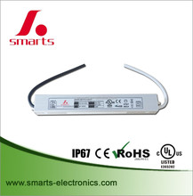 2 years warranty Constant Voltage 12v 42w waterproof switching mode power supply high efficiency