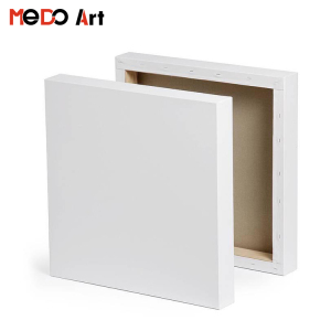 Cotton Canvas Panel 11x14 Stretched Canvas Boards for Painting