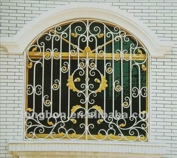 Top Selling Modern Wrought Iron French Window Design Buy