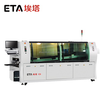 Pcb Insertion Line Attached With Wave Soldering Machine - Buy Pcb Assembly  Line Machine,Tuna Line,Dip Manual Pcb Assembly Line Product on Alibaba com