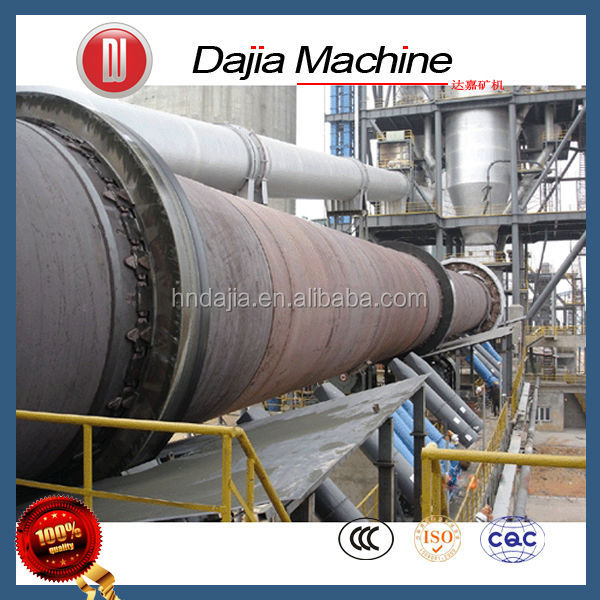 Rotary Coal Calcination Kiln Rotary Kiln for Calcined Dolomite, Lime