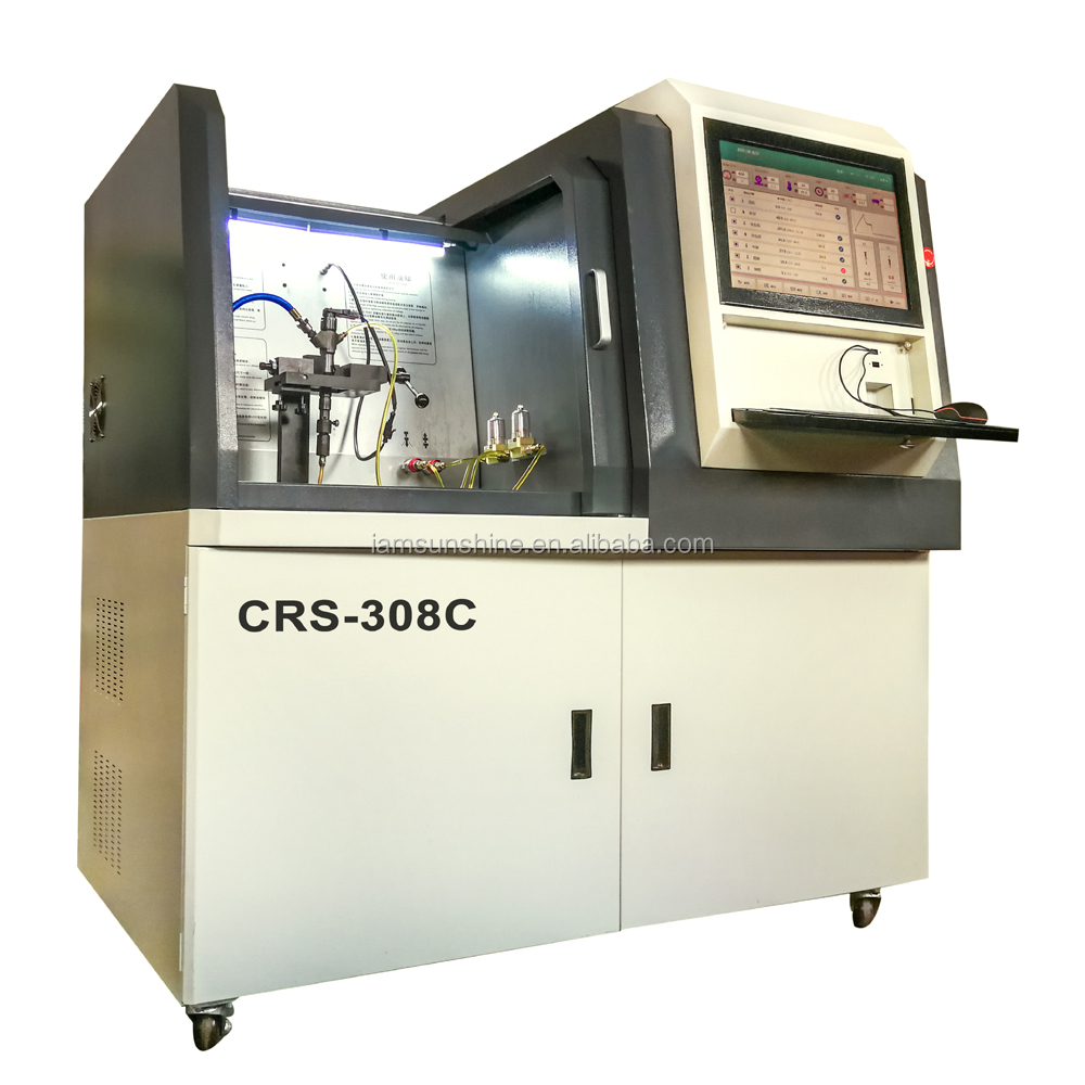 Hoge kwaliteit CRS-308C common rail diesel injector tester taian common rail CRS308C EPS205