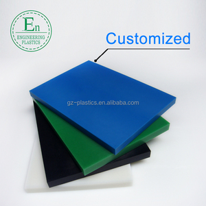 Free sample available nylon 6.6 plastic sheet nylon cutting board