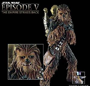 Empire Strikes Back - Chewbacca 1/6 Scale Statue - Gentle Giant - Limited Edition - Mint