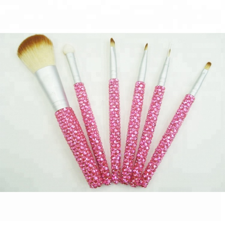 bling benutzerdefinierte Make-up-Pinsel