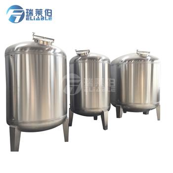 Etwas Neues genug Hochwertiger Trinkwasserspeicher Edelstahl Wassertank 1000 Liter #BI_56