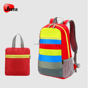 Women Use High Capacity Super Light Foldable Mini Backpack