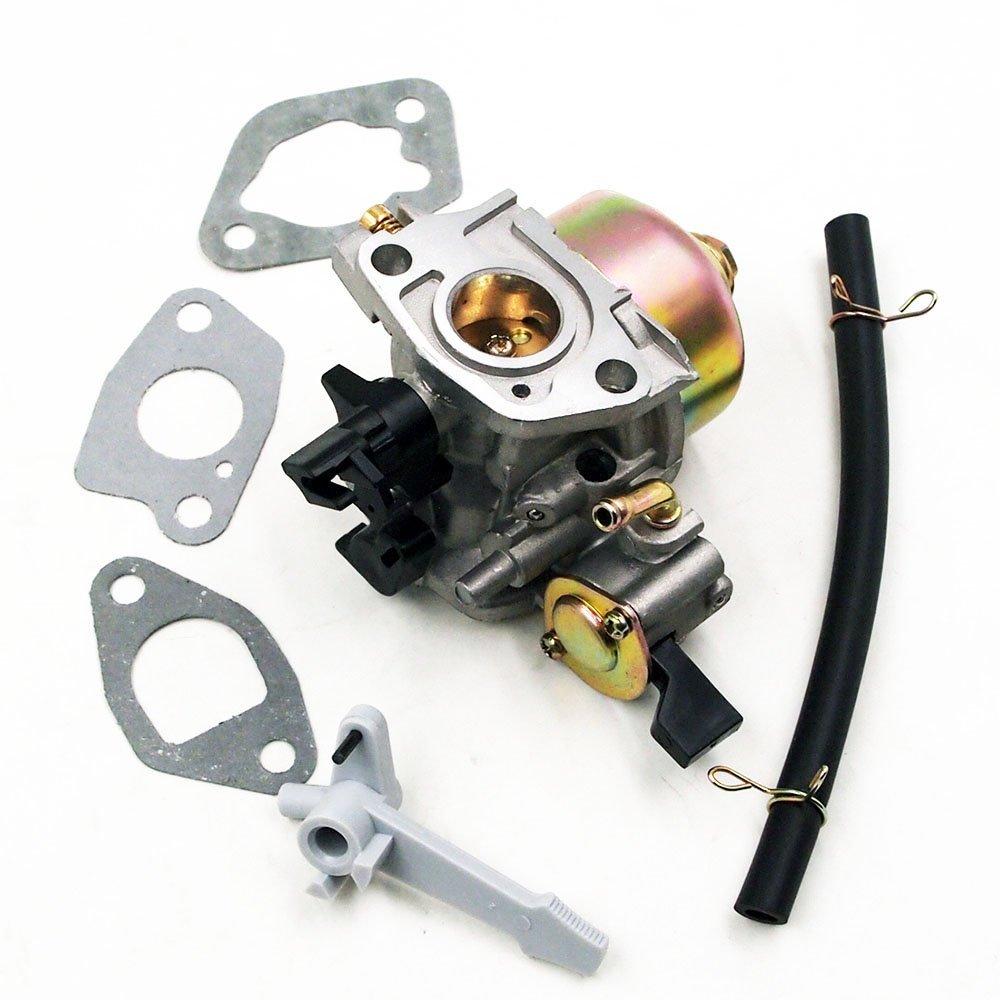 Buy QUIOSS 10 pcs Carburetor Main Jet &10 pcs Slow/Pilot Jet