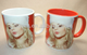 11oz 2017 latest fashion top design porcelain mug for quality chinese products