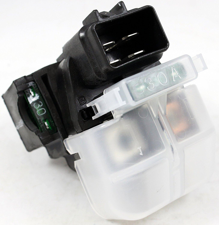 Cheap Suzuki Eiger Wiring Diagram Find 400 Engine Get Quotations New Oem Starter Relay Vinson Lta Ltf 500 02 07 31800