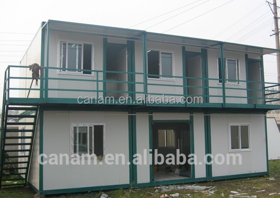 CANAM-Modular prefab 4 bedroom house plans for sale