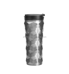 customized water bottle 450ml stainless steel travel mug with logo printing