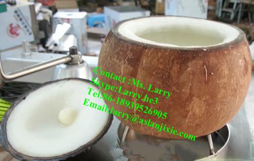 Coconut Top Cutter/coconut Top Cutting Machine