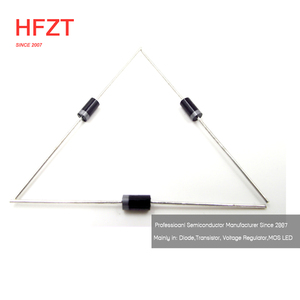 HFZT 1N5395 DO-15 Silicon rectifier diode