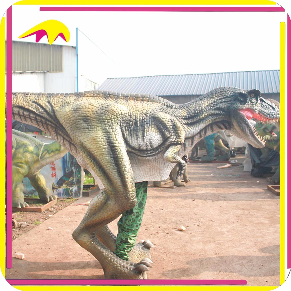 KANO9003 <strong>Show</strong> Events Vivid Handmade Robotic Dinosaur Costume