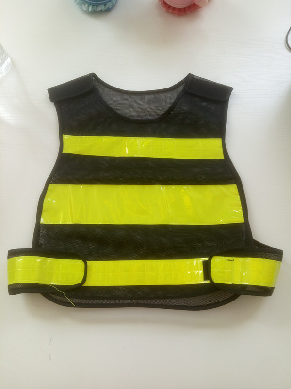 Factory Sale!!! Best sell high quality EN20471 standard reflective safety mesh vest