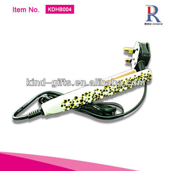 Diamond Platinum Nano Ceramic Flat Iron Hair Straightener