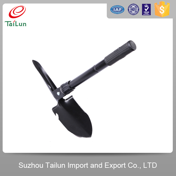 Plastic Coated High Quality A3 Steel Types Of Spade Shovel