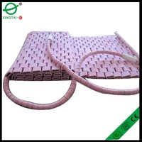 various heat treating applications exceptional electrical insulating qualities SCD type rope heater element