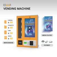 "18.5"" Touchscreen Auto Vending Machine 4G+Wifi Internet Version Automat 24 Hours Auto Self-service Dispenser"