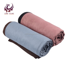 Fast Shipping Popular Products Woven Plain Bamboo United Fashion Blanket