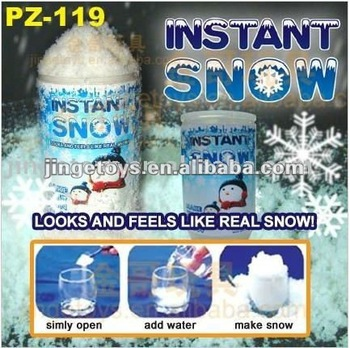 instant snowartificial snowfake snowmagic snow for holiday decoration - Fake Snow Decoration