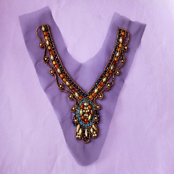 Online Shopping India Embroidery Designs Beaded Lace Trim