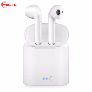 I7S Mini True Earbuds In Ear Earpod Sport Stereo Noise Cancelling BT Headset Tws Headphone Wireless Bluetooth Earphone For Apple