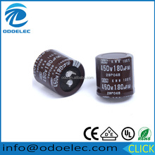 cheap price 180uf 450v electrolytic capacitor