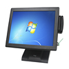 Windows dual screen pos system touch screen pos machine