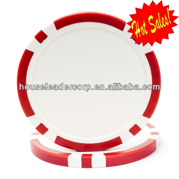11.5g customize poker chips / poker chips with customize sticker labels