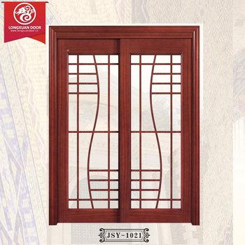 Schiebetür außenbereich  Brauch Wasserdicht Hdf Composite Holz Schiebetür,Innen-oder ...