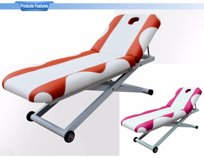2017 new salon beauty supplies spa equipment facial massage bed for sale 8812